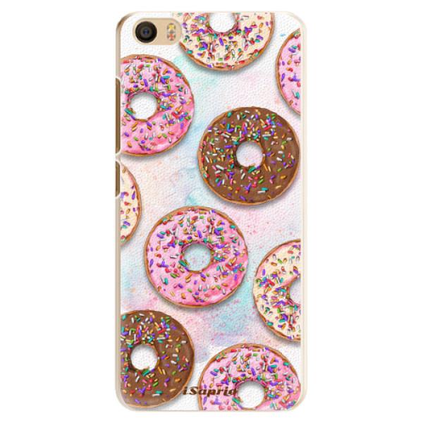 Plastové pouzdro iSaprio - Donuts 11 - Xiaomi Mi5