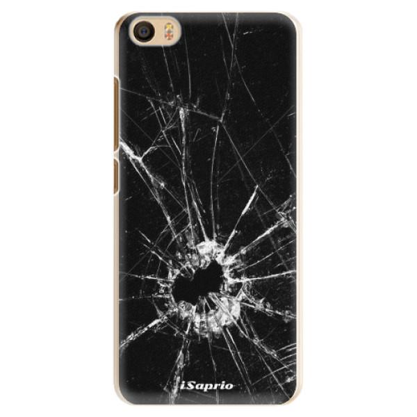 Plastové pouzdro iSaprio - Broken Glass 10 - Xiaomi Mi5