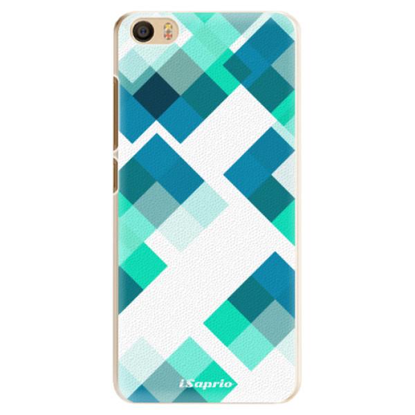 Plastové pouzdro iSaprio - Abstract Squares 11 - Xiaomi Mi5