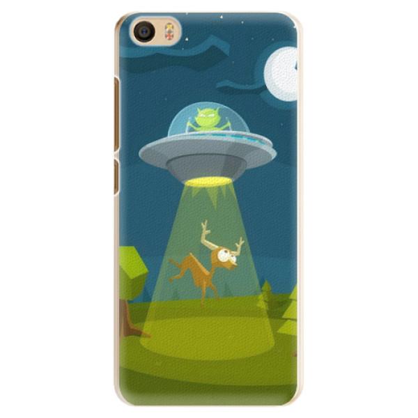 Plastové pouzdro iSaprio - Alien 01 - Xiaomi Mi5