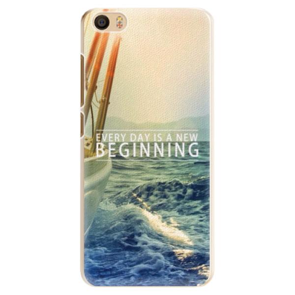 Plastové pouzdro iSaprio - Beginning - Xiaomi Mi5