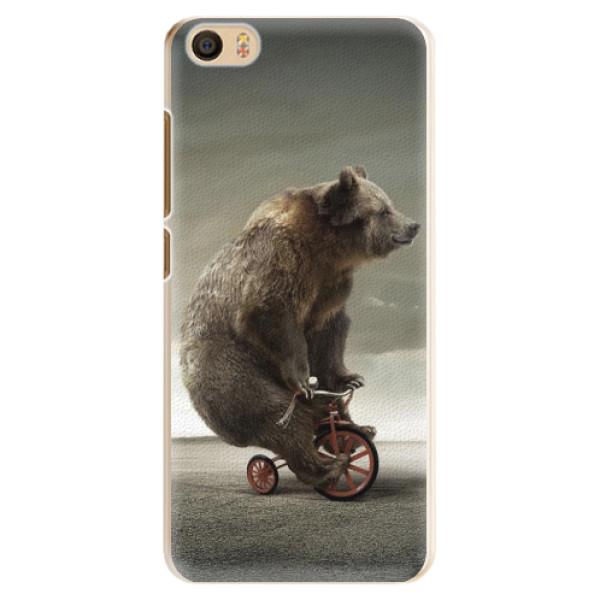 Plastové pouzdro iSaprio - Bear 01 - Xiaomi Mi5