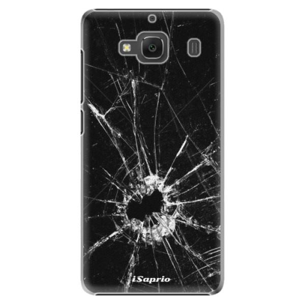 Plastové pouzdro iSaprio - Broken Glass 10 - Xiaomi Redmi 2