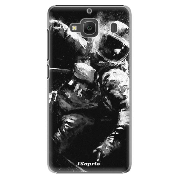 Plastové pouzdro iSaprio - Astronaut 02 - Xiaomi Redmi 2