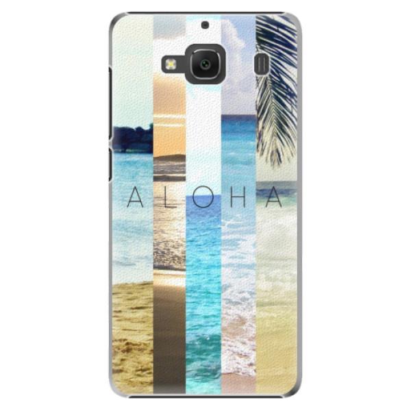 Plastové pouzdro iSaprio - Aloha 02 - Xiaomi Redmi 2