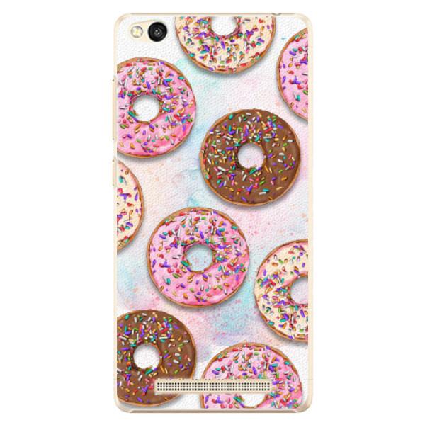 Plastové pouzdro iSaprio - Donuts 11 - Xiaomi Redmi 3