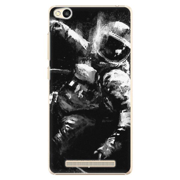 Plastové pouzdro iSaprio - Astronaut 02 - Xiaomi Redmi 3