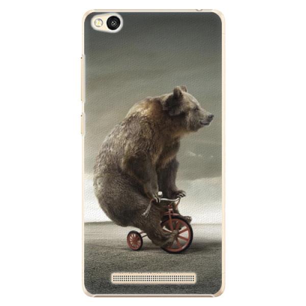 Plastové pouzdro iSaprio - Bear 01 - Xiaomi Redmi 3