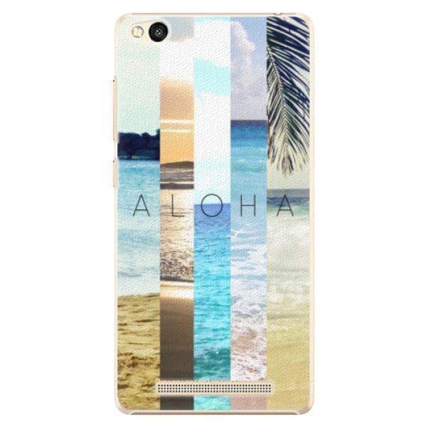 Plastové pouzdro iSaprio - Aloha 02 - Xiaomi Redmi 3