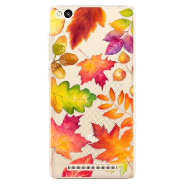 Plastové pouzdro iSaprio - Autumn Leaves 01 - Xiaomi Redmi 3
