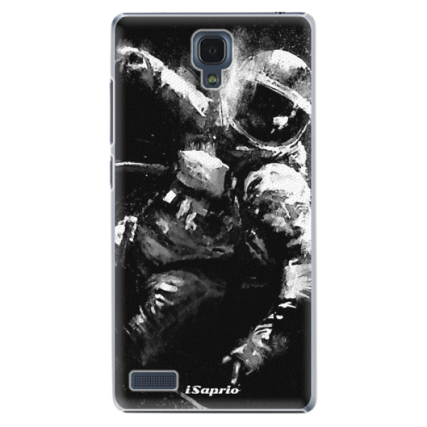 Plastové pouzdro iSaprio - Astronaut 02 - Xiaomi Redmi Note