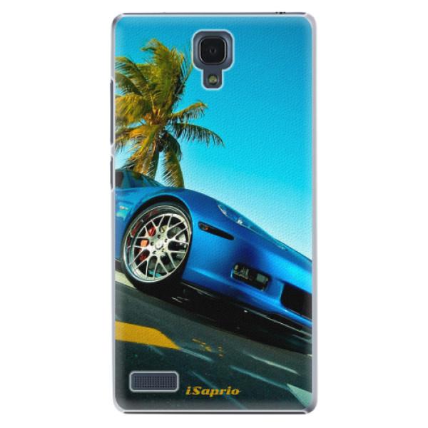 Plastové pouzdro iSaprio - Car 10 - Xiaomi Redmi Note