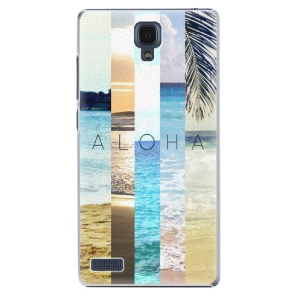 Plastové pouzdro iSaprio - Aloha 02 - Xiaomi Redmi Note