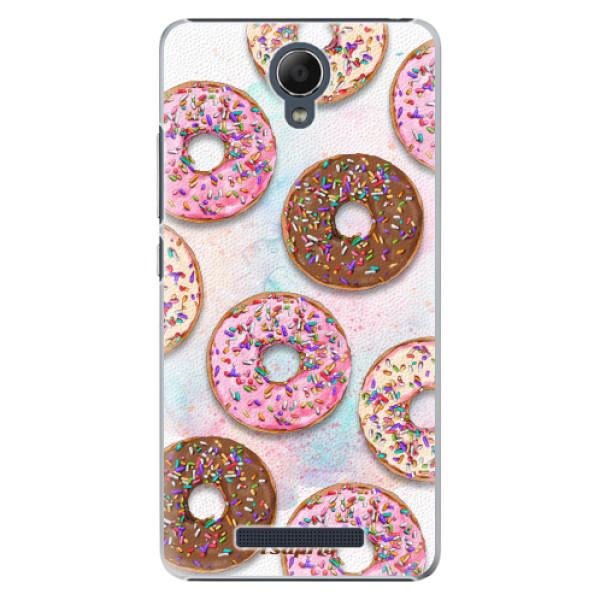 Plastové pouzdro iSaprio - Donuts 11 - Xiaomi Redmi Note 2