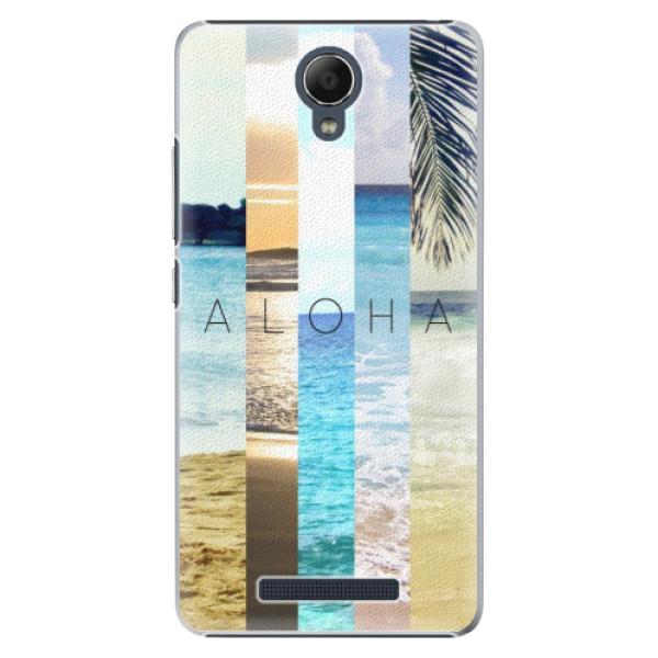 Plastové pouzdro iSaprio - Aloha 02 - Xiaomi Redmi Note 2