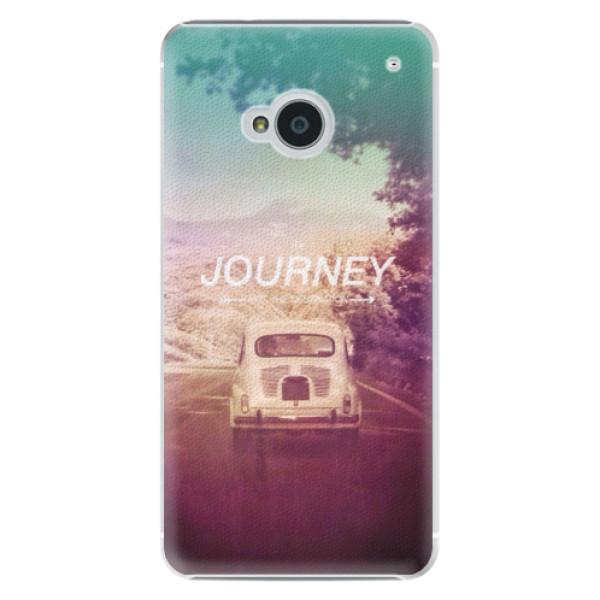 Plastové pouzdro iSaprio - Journey - HTC One M7