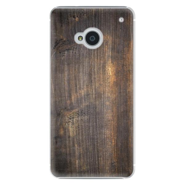Plastové pouzdro iSaprio - Old Wood - HTC One M7