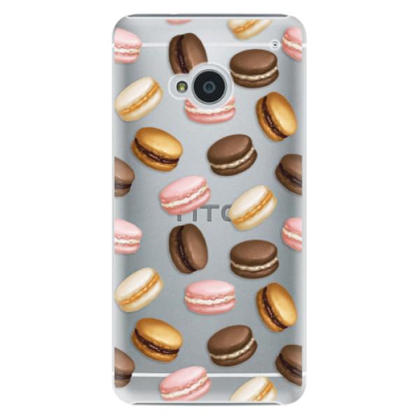 Plastové pouzdro iSaprio - Macaron Pattern - HTC One M7