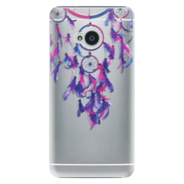 Plastové pouzdro iSaprio - Dreamcatcher 01 - HTC One M7