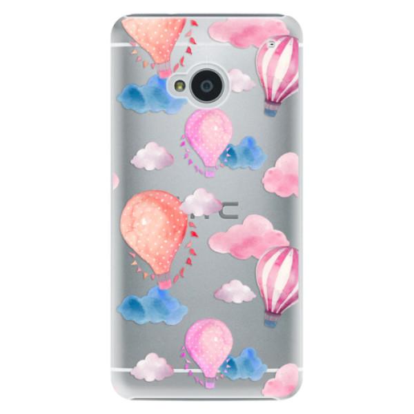 Plastové pouzdro iSaprio - Summer Sky - HTC One M7