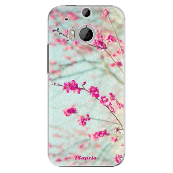 Plastové pouzdro iSaprio - Blossom 01 - HTC One M8