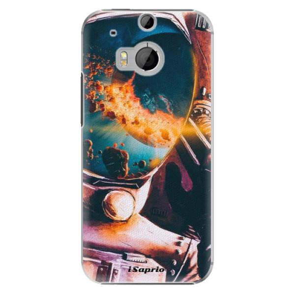 Plastové pouzdro iSaprio - Astronaut 01 - HTC One M8