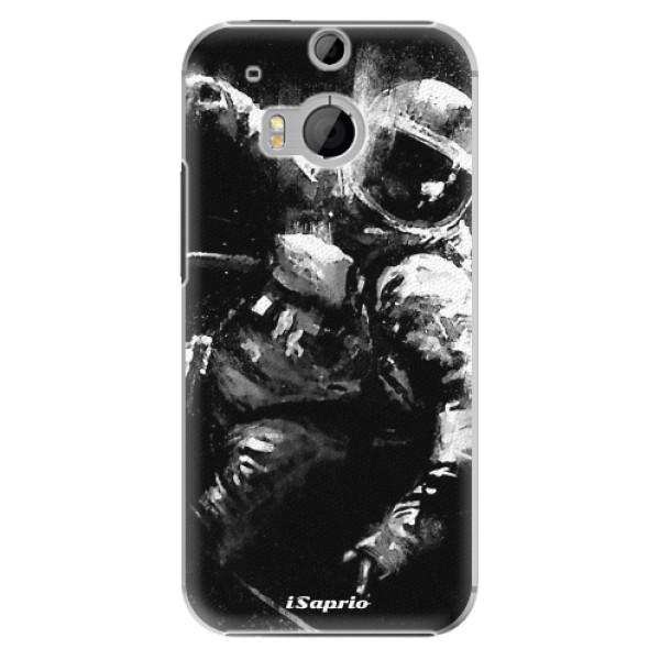 Plastové pouzdro iSaprio - Astronaut 02 - HTC One M8