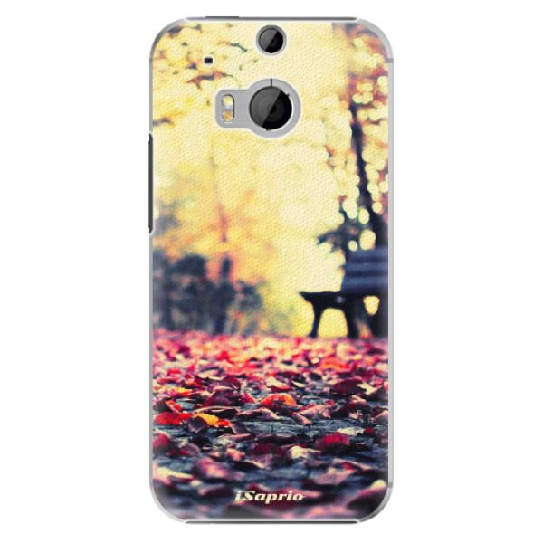 Plastové pouzdro iSaprio - Bench 01 - HTC One M8