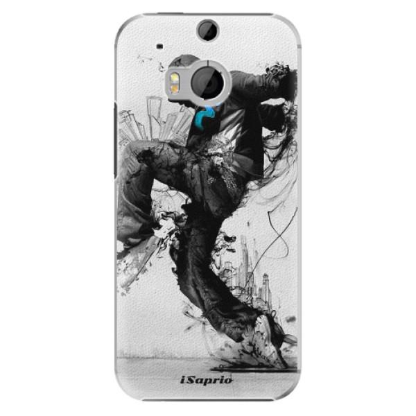 Plastové pouzdro iSaprio - Dance 01 - HTC One M8