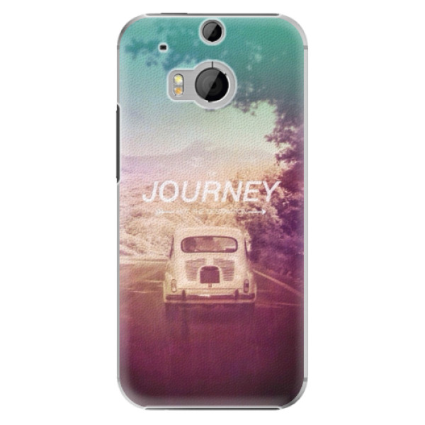 Plastové pouzdro iSaprio - Journey - HTC One M8
