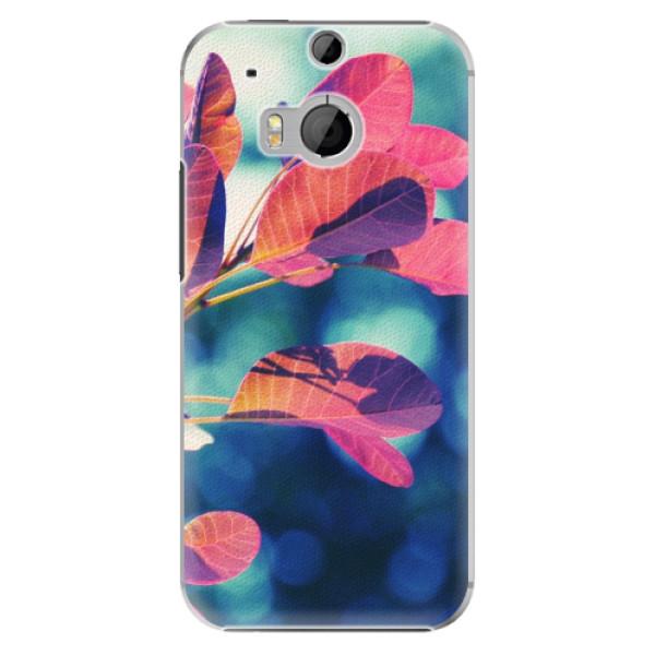 Plastové pouzdro iSaprio - Autumn 01 - HTC One M8