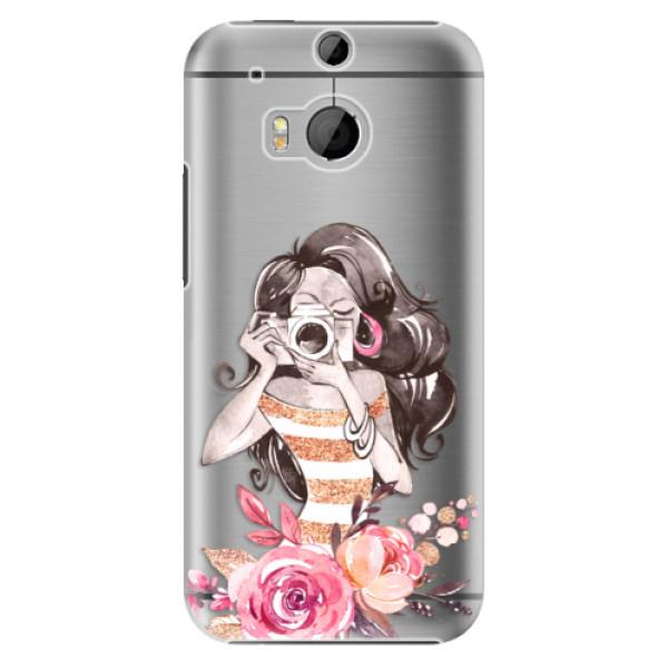 Plastové pouzdro iSaprio - Charming - HTC One M8