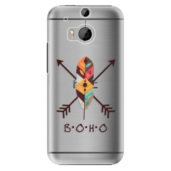 Plastové pouzdro iSaprio - BOHO - HTC One M8