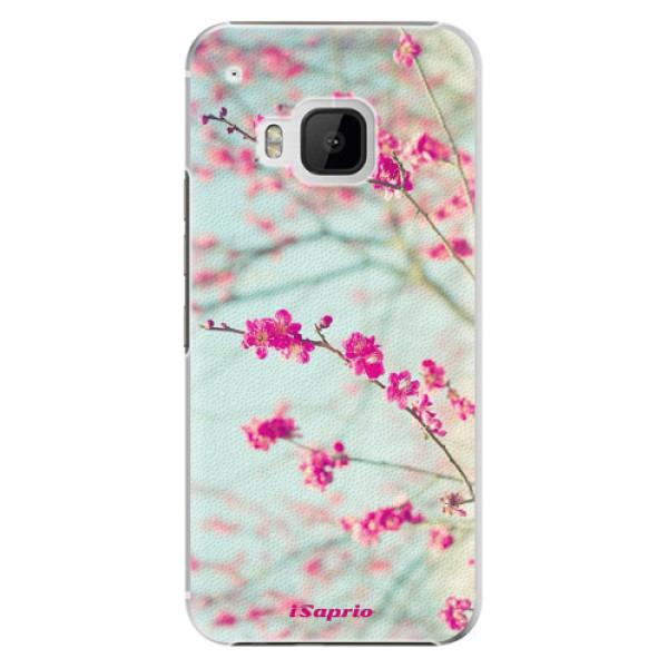Plastové pouzdro iSaprio - Blossom 01 - HTC One M9