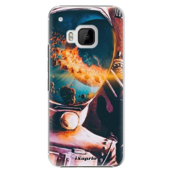 Plastové pouzdro iSaprio - Astronaut 01 - HTC One M9