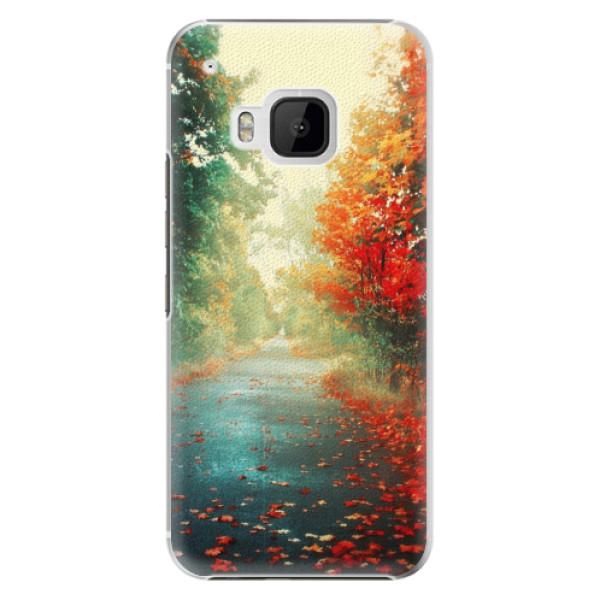 Plastové pouzdro iSaprio - Autumn 03 - HTC One M9