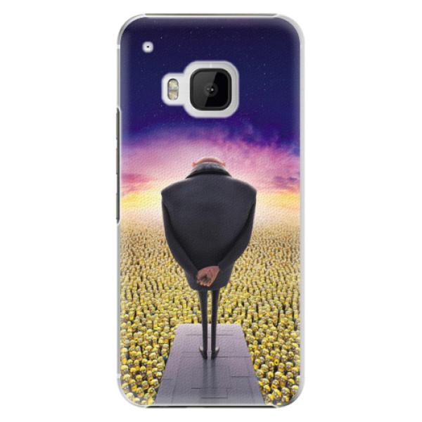 Plastové pouzdro iSaprio - Gru - HTC One M9
