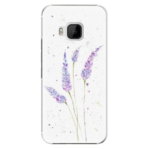 Plastové pouzdro iSaprio - Lavender - HTC One M9