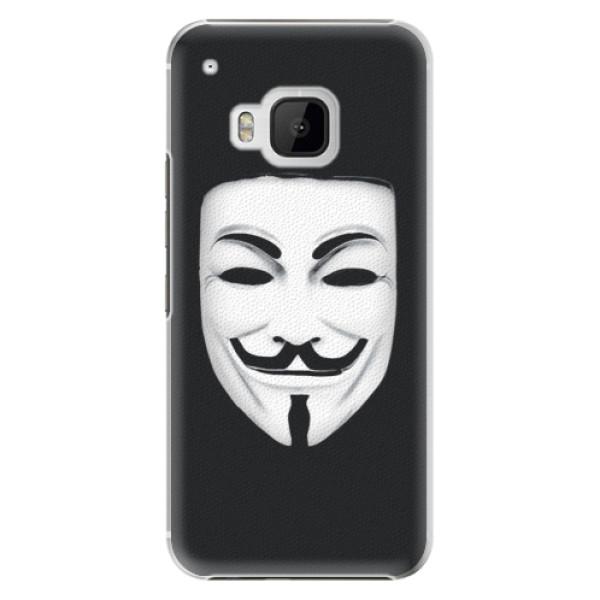 Plastové pouzdro iSaprio - Vendeta - HTC One M9