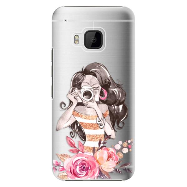 Plastové pouzdro iSaprio - Charming - HTC One M9
