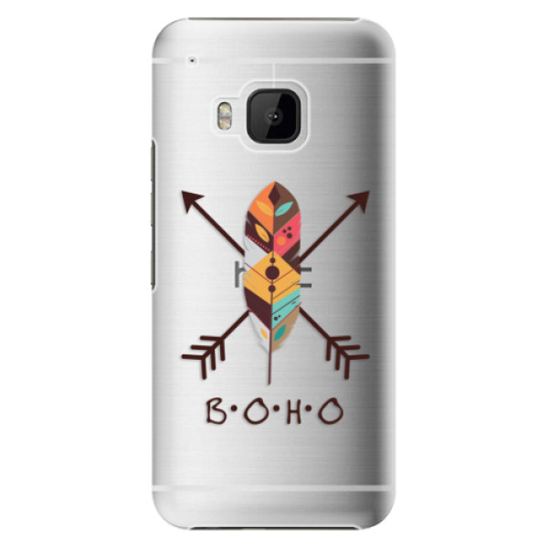 Plastové pouzdro iSaprio - BOHO - HTC One M9