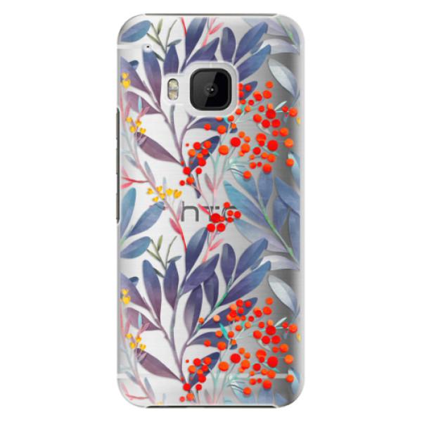 Plastové pouzdro iSaprio - Rowanberry - HTC One M9