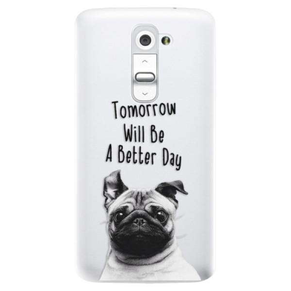 Plastové pouzdro iSaprio - Better Day 01 - LG G2 (D802B)