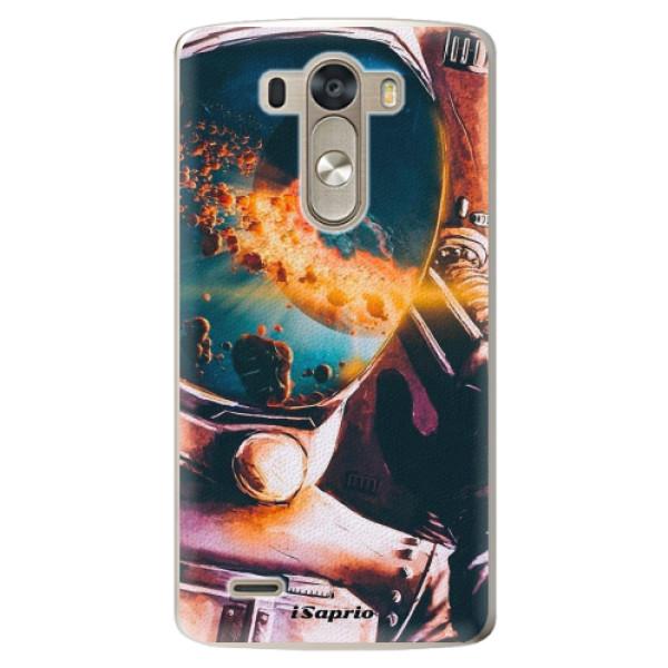 Plastové pouzdro iSaprio - Astronaut 01 - LG G3 (D855)