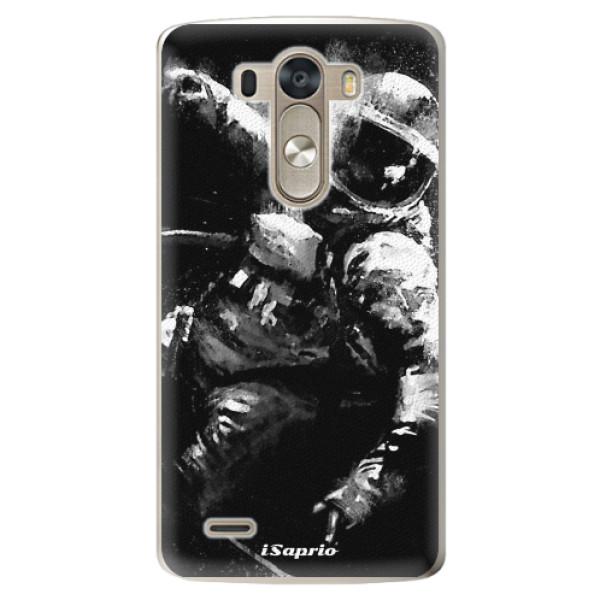 Plastové pouzdro iSaprio - Astronaut 02 - LG G3 (D855)