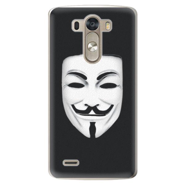 Plastové pouzdro iSaprio - Vendeta - LG G3 (D855)