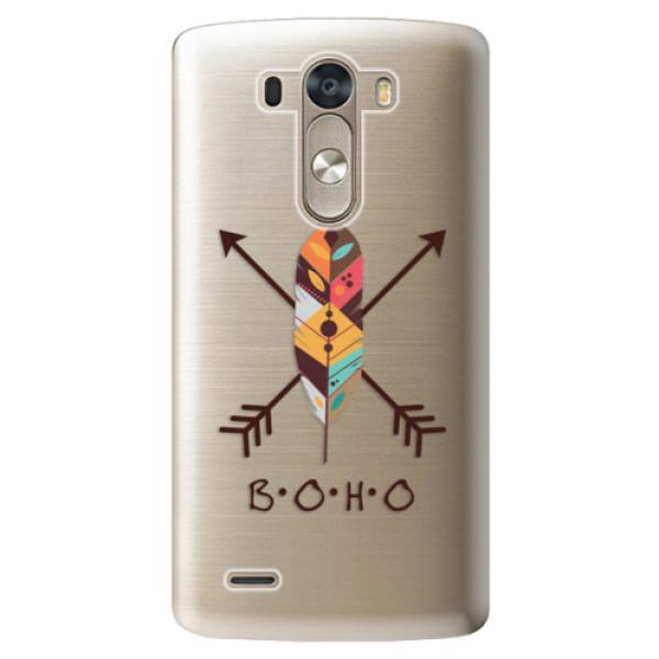 Plastové pouzdro iSaprio - BOHO - LG G3 (D855)
