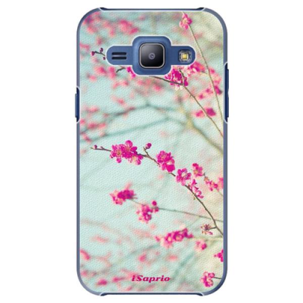 Plastové pouzdro iSaprio - Blossom 01 - Samsung Galaxy J1