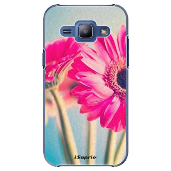 Plastové pouzdro iSaprio - Flowers 11 - Samsung Galaxy J1