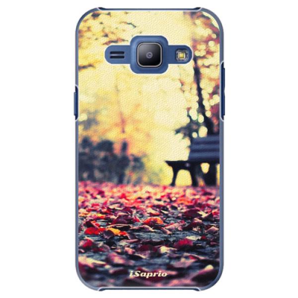 Plastové pouzdro iSaprio - Bench 01 - Samsung Galaxy J1